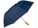 Haas-Jordan by Westcott 4303 58 in. Folding Golf Umbrella Navy