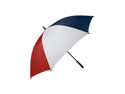 Haas-Jordan by Westcott 7612 Pro-Line Umbrella Red-White-Navy