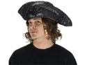 "WMU 552995 23.5"" Pirate Old Hat - Black"