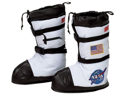 WMU 569674 Small Child Astronaut Boots with Nasa Logos