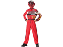 WMU 1171275 Speed Demon Jumpsuit with Racing Graphics and Vinyl Mask