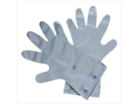 North Safety 068-SSG/9 Silver Shield Unique Flexible Film Glove Len14.5