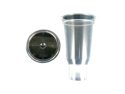 ITW Devilbiss DEVDPC-503-K24 3 Oz. Disposable Cup and Lid- Qty 24