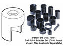 OTC OTC313444 Ball Joint Remover for Ball Joint Service
