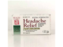 Health Care Extra Strength Headache Tabs- Case of 24