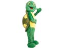 WMU 1126859 Plush Turtle Mascot Costume