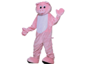 WMU 1178123 Plush Pig Mascot - Adult Costume