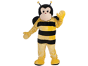 WMU 1178133 Plush Bee Mascot - Adult Costume