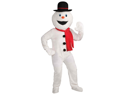 WMU 1126827 Adults Snowman Mascot Costume