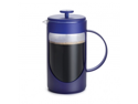 BONJOUR 53191 8-Cup Ami-Matin French Press- Azure Blue
