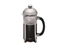 BONJOUR 53505 Maximus 12-Cup French Press- Brushed Stainless Steel