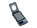 Salter Brecknell Salter Brecknell Digital Pocket Scale, 500GM, 3 in.x2.4 in., Navy