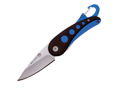WMU River Rat Deluxe Folding Knife with Carabiner
