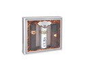 Cuba 415226 Cuba Set - Gold with Edt Spray and Aftershave Spray and Deodorant Spray for Men