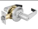 Master Lock 470-SLC0426D Commercial Cyl Lockset Lever-Passage Satin Chrme