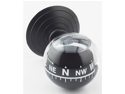 Bell Automotive - Victor 00371-8 Suction Cup Mini Compass
