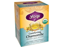 Yogi 0671552 Yogi Tea, Comforting Chamomile, Caffeine Free, 16 Tea Bags, .85 oz - 24 g - Case of 6 - 16 Bag