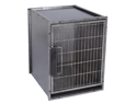Pet Pals ZW5202 42 17 ProSelect Modular Kennel Cage Lrg Graphite