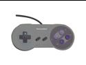 Super Nintendo Entertainment System Game Controller