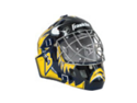Franklin 12082F22 NHL Sabres Sx Comp Gfm 100 Goalie Face Masks