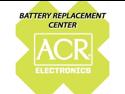 ACR FBRS 2898 Battery Service - PLB-300 MicroFix