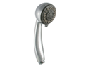 Ldr Industries 520-3125CP Chrome Nature Mist Three Function Handheld Shower