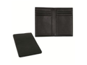 Emporium Leather RFID-422-BL-5 Royce Leather Hanover RFID Blocking Card Case - Black