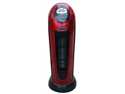 Optimus H7328S Heater 22 in. Oscillating Tower Digital Temp