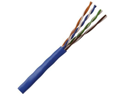 Coleman Cable 96263-46-06 Wire CAT5e Data 24G Blue 1000 ft. Box