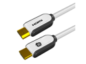Jasco 24202 10 ft. HDMI to HDMI Cable in Black-White