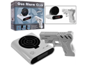 Gun & Target Recordable Alarm Clock By Tg