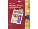 Avery Dennison 53208 Ink Jet Magnet Sheets