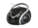 Naxa NPB-246 Portable MP3-CD Player with AM-FM Stereo Radio and USB Input