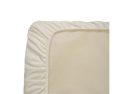 Naturepedic Organic Cotton Ivory Easy Fit Jersey Crib and Toddler Accessories - Baby/ Infant Sheet