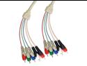 Cable Wholesale 5-RCA Video/Audio Component Mini Cable - 6 ft