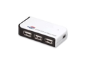 4-Port High Speed USB 2.0 Hub with Power Supply