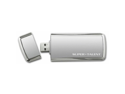 Super Talent 64GB SuperCrypt Pro USB 3.0 Flash Drive (ST3U64SPS-64GB) - Gray