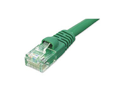 Ziotek CAT6 Patch Cable, W/ Boot 25ft, Green