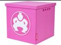 "Mobile Edge Sumo 18"" Folding Furniture Cube"