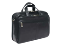 "Kenneth Cole Reaction Luggage 4.5"" Double Gusset Top Zip Computer/Portfolio"