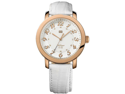 Tommy Hilfiger White Leather Ladies Watch 1781220