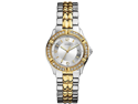 GUESS Two-Tone Stainless Steel Ladies Watch U0026L1