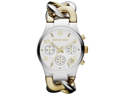 Michael Kors Chain Bracelet Chronograph Ladies Watch MK3199