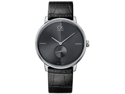 Calvin Klein ck Accent Leather Mens Watch K2Y211C3