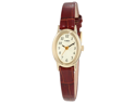 Timex Classic Leather Ladies Watch T2J791