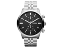 Fossil Townsman Stainless Steel Chronograph Mens Watch FS4784