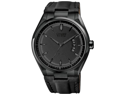 Citizen Eco-Drive Leather Mens Watch AW1135-19E
