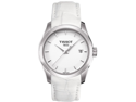 Tissot Classic Dream Couturier Leather Ladies Watch T0352101601100