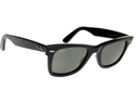 Ray-Ban Wayfarer Black Unisex Sunglasses RB2140-901-50