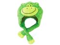 My Pillow Pets Premium Plush Hat Neonz Neon Green Monkey